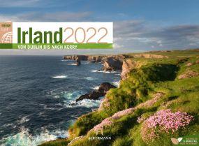 Kalender Irland ReiseLust 2021 als Werbeartikel
