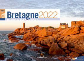 Kalender Bretagne ReiseLust 2021 als Werbeartikel