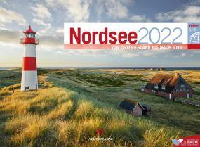 Kalender Nordsee ReiseLust 2021 als Werbeartikel