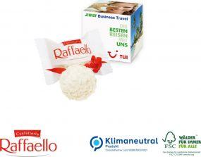 Werbe-Würfel Raffaello, 1er als Werbeartikel
