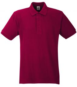 Heavy Polo-Shirt Fruit of the Loom