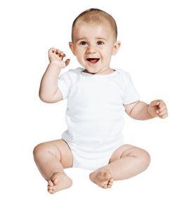 Promodoro Organic Baby Strampler als Werbeartikel