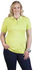 Promodoro Damen Poloshirt Interlock als Werbeartikel