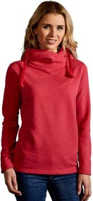 Promodoro Damen Kapuzen-Sweatshirt als Werbeartikel