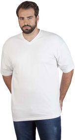 Promodoro Premium T-Shirt mit V-Ausschnitt als Werbeartikel