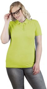 Promodoro Damen Superior Polohemd als Werbeartikel