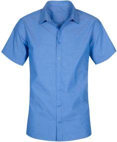 Promodoro Herrenhemd Oxford Kurzarm als Werbeartikel