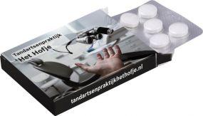 Medizinbox mit Compli'mints 10er Blister