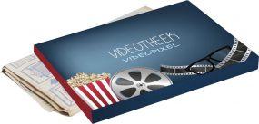 Box Mikrowellen-Popcorn als Werbeartikel