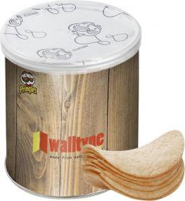 Mini Pringles mit Banderole