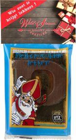 Schokoladen Buchstabe als Werbeartikel