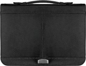 Executive Business Portfolio Maxi Zip 4 Blackmaxx® als Werbeartikel