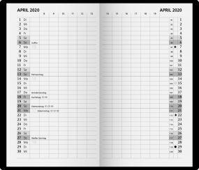 Sichtkalender Modell 709 SOFT