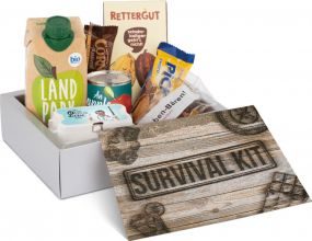 Geschenk-Paket Survival Pack