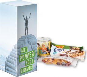 Geschenk-Tower Power Food