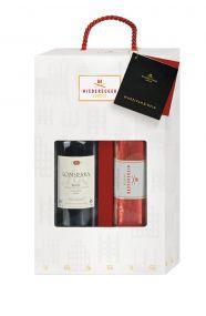 Niederegger Marzipan und Wein Set (Sonsierra)
