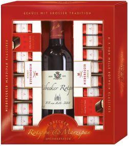 Marzipan und Wein als Werbeartikel als Werbeartikel