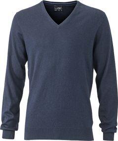 Hochwertiger Pullover für Herren als Werbeartikel