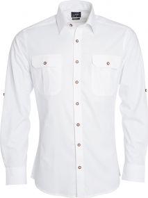 Herrenhemd im Trachtenlook als Werbeartikel