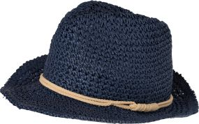 Stylischer Hut mit Kordel als Werbeartikel