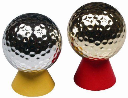 Farbige Golfbälle als Werbeartikel