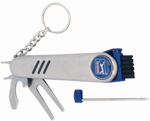 PGA Tour Taschenmesser mit Golfwerkzeugen als Werbeartikel