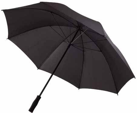 Deluxe 30 Zoll Regenschirm Storm als Werbeartikel