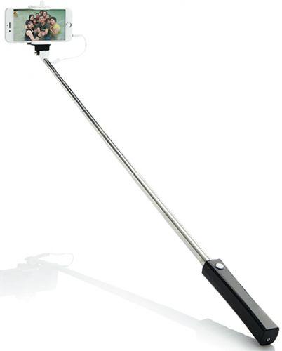 Selfie Stick mit Kabel als Werbeartikel