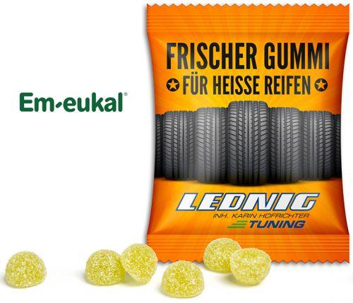 Em-eukal Gummidrops als Werbeartikel