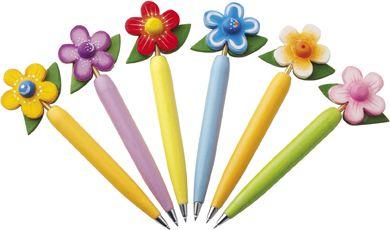 Kugelschreiber Flower als Werbeartikel