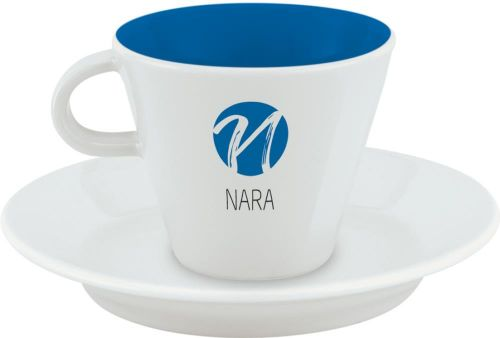 Espressotasse Nara - 0,05 l als Werbeartikel