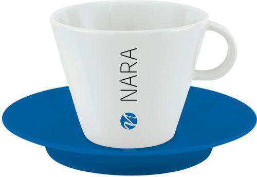 Kaffeetasse Nara - 0,12 l als Werbeartikel