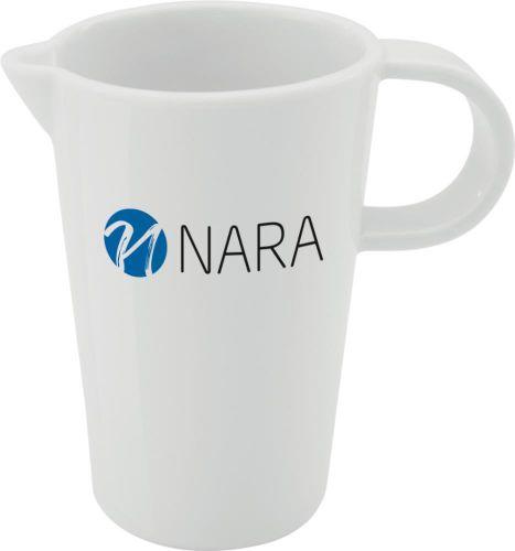 Milchgießer Nara - 0,05 l als Werbeartikel
