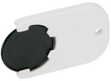 Chiphalter mit 1€-Chip als Werbeartikel