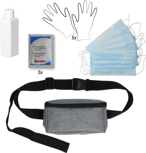 Hygieneset Belly-Bag als Werbeartikel