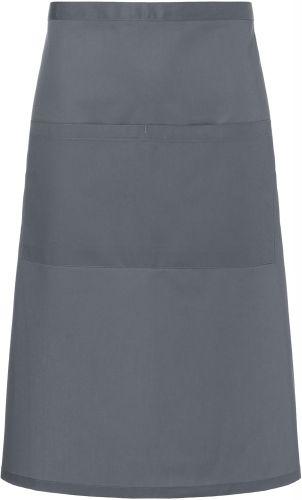 Bistroschürze Basic mit Tasche als Werbeartikel