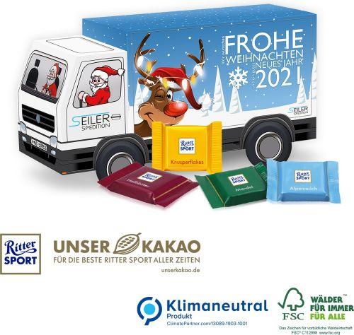Präsent Weihnachts-Express als Werbeartikel