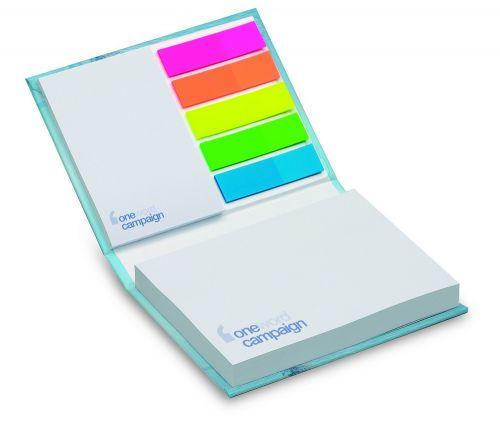 Hardcover-Notizbuch Basic als Werbeartikel