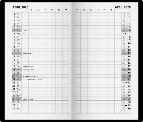 Sichtkalender Modell 709 Wiking als Werbeartikel