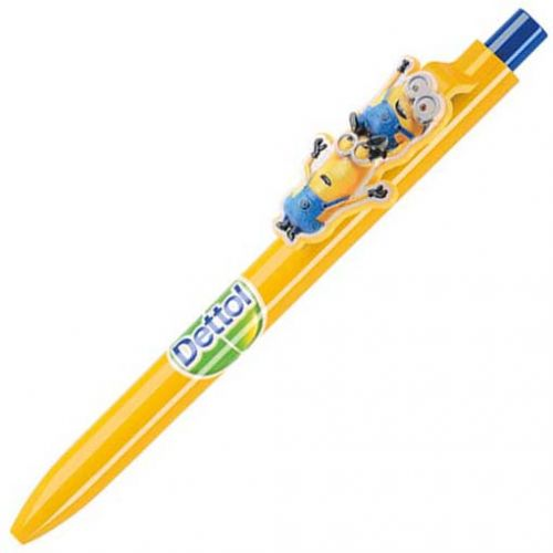 Kugelschreiber Eris mit individuellem Clip als Werbeartikel