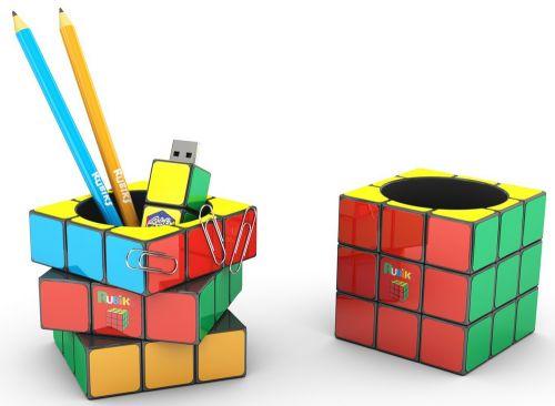 Original Rubiks Stifteköcher