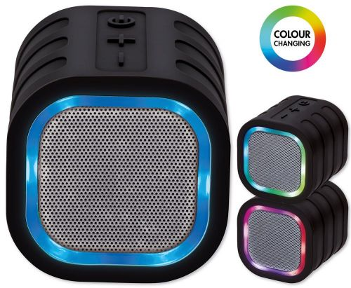 Colour Cube Bluetooth-Speaker als Werbeartikel