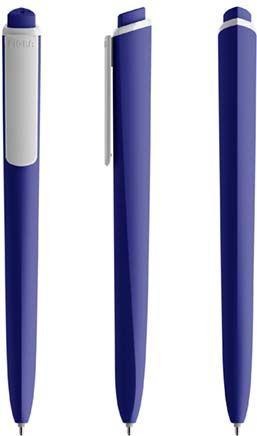 Pigra® P02 Soft Touch Druckkugelschreiber PRM als Werbeartikel
