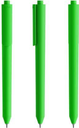 Pigra® P03 Druckkugelschreiber matt PMM als Werbeartikel