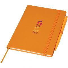 Notizbuch Prime mit Stift als Werbeartikel