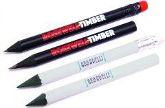 Bleistift ohne Radiergummi