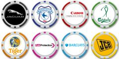 40 mm Monaco Poker Chip Ballmarker Logo Doming