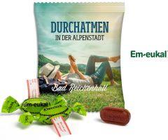 Em-eukal Duopack als Werbeartikel