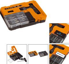 Schraubendreher-Set mit Bits und Stecknüssen Craft 23 HC als Werbeartikel