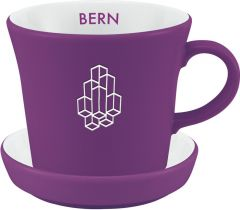 Kaffeetasse Bern als Werbeartikel